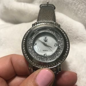 Premier Designs Watch with rotating crystals